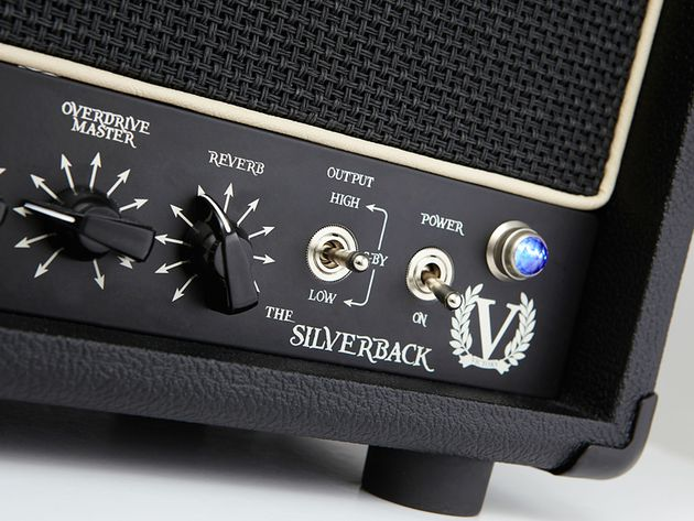 Victory Silverback Rob Chapman: switchable power