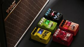 SUMMER NAMM 2013: Vox Tone Garage pedals demo