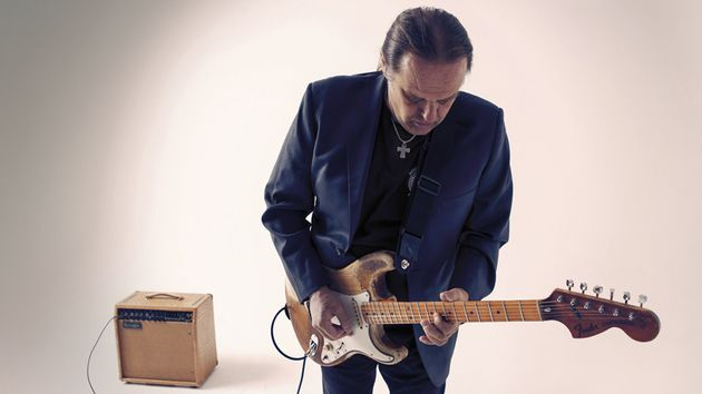 Help save Walter Trout's life by donating to the emergency appeal.