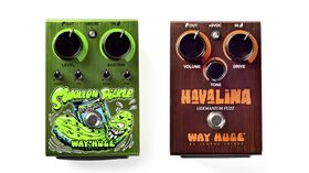 NAMM 2014: Way Huge launch two new pedals