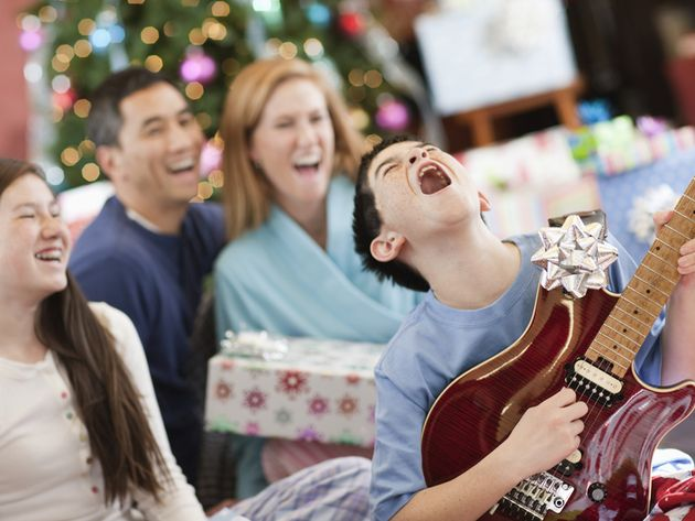 Christmas gifts for guitarists 2013