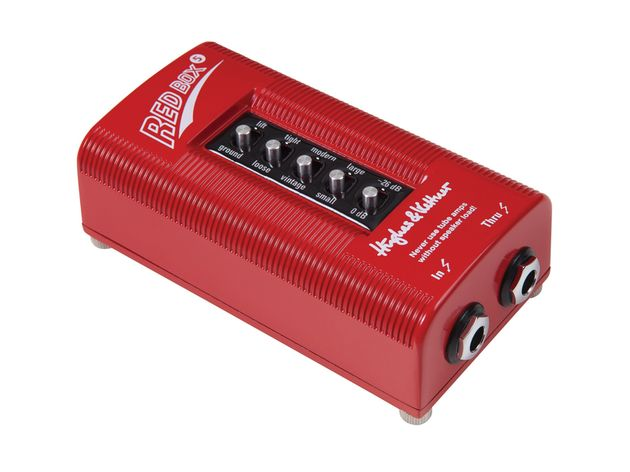 Hughes & Kettner Red Box 5 DI