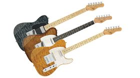 NAMM 2014: Michael Kelly releases three new models