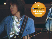 Play blues guitar like The Rolling Stones' Mick Taylor