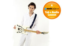 Paul Gilbert: how to play Bach's Prelude in D Major