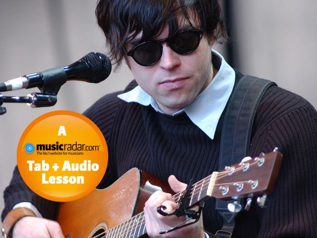 Play acoustic like Ryan Adams