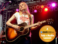 How to play guitar like Aimee Mann