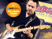 How to play guitar like Jimmie Vaughan
