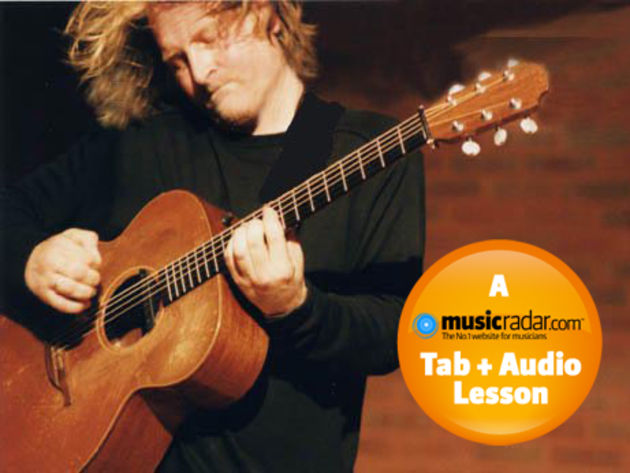 Eric Roche was a pioneer of modern acoustic guitar