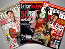 Free lessons from guitar mags and Gibson