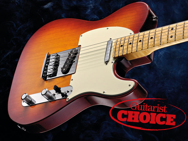 The Custom Shop Hot Nocaster bridge pickup offers a truly monstrous tone