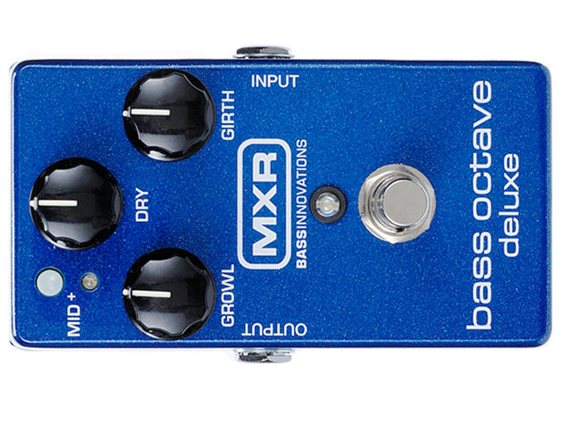 MXR M-228 Bass Octave Deluxe (£239)
