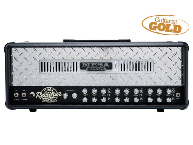 Mesa/Boogie Multi-Watt Dual Rectifier 100W head (£2329)