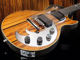 Super guitars: 11 axes from the future