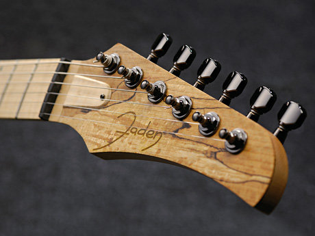 Jaden original 'custom' hardtail headstock
