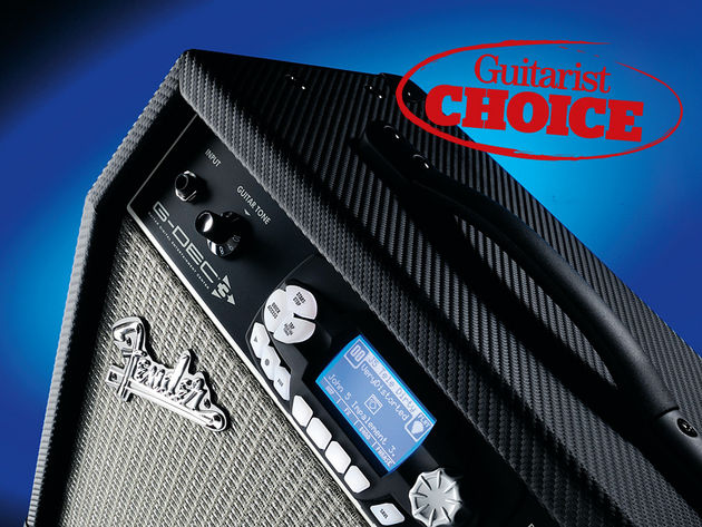 Fender G-DEC 3 30 guitar amp (£329)