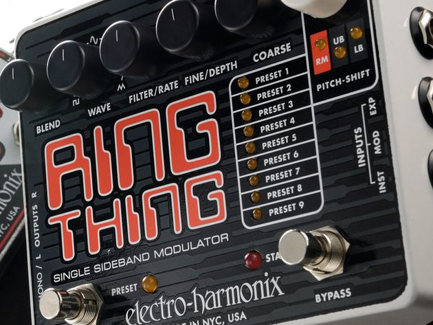 Electro-Harmonix Ring Thing (£150)