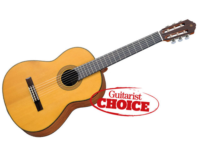 Yamaha CG122MS nylon string acoustic (£219)