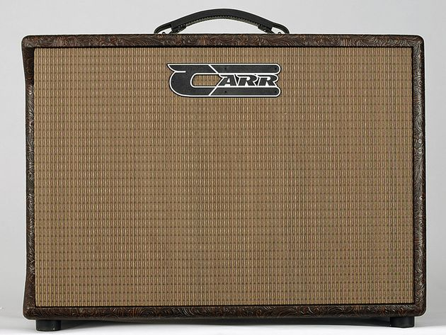 A real boutique amp - built to be blasted at high volumes.