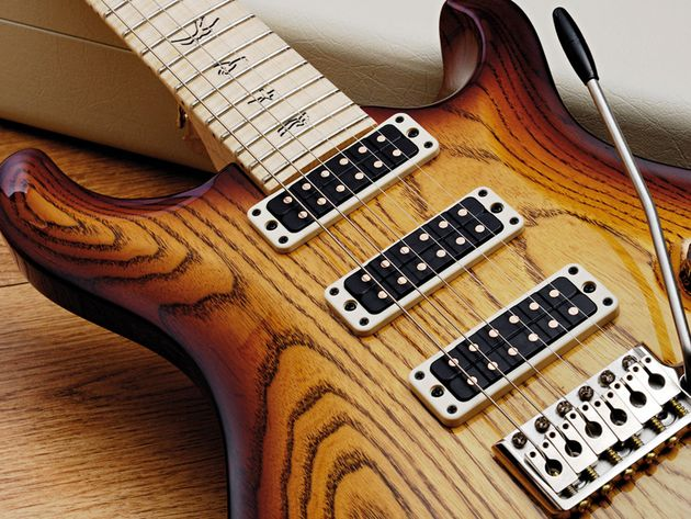 They sound great, but the look of those pickups may not be to everyone's taste.