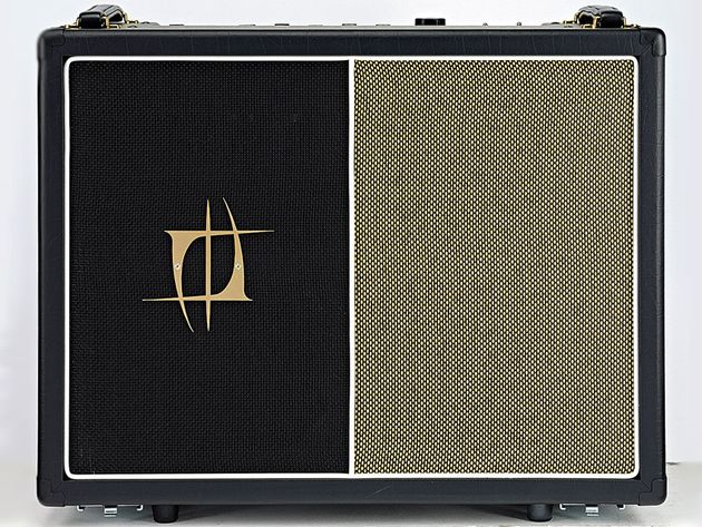 A versatile and portable amp.