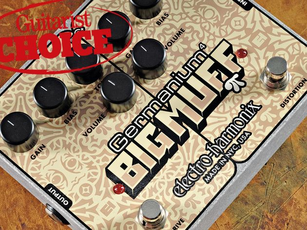 Electro-Harmonix Germanium 4 Big Muff Pi (£74)