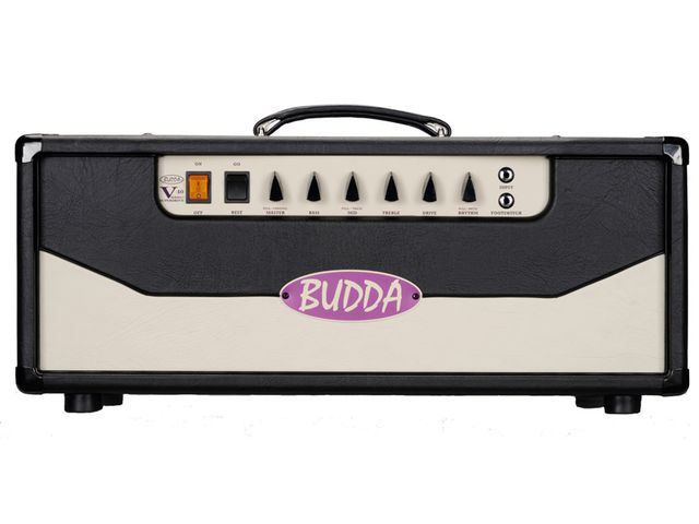 The Superdrive V-40 has an old-school aesthetic in-keeping with Budda's trademark style.