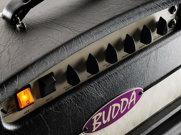The first Budda amp to emerge since the amp makers formed an allience with Peavey.
