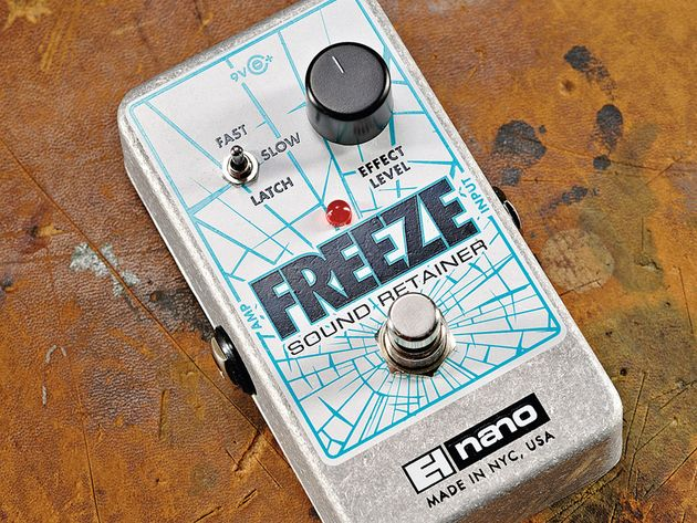 Electro-Harmonix Freeze Sound Retainer (£89)
