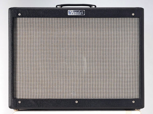 Simple, portable and loud - it's what's made the Hot Rod Deluxe such a winning amp in the past.