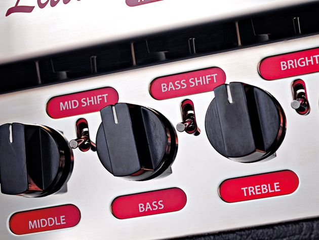 The Bass Shift, Mid Shift and Bright controls offer subtle tonal enhancement.