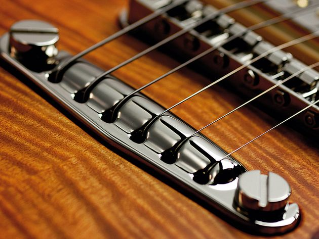 The recessed tailpiece is Vanquish's own design.