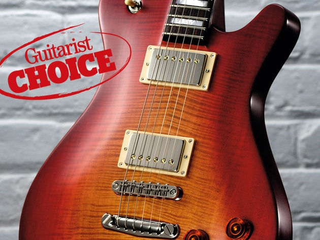 This is the best Vanquish yet - a well built and versatile guitar.
