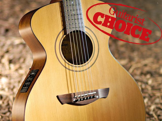 A unique looking signature acoustic for under £500.
