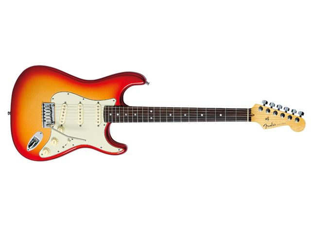 For anyone who wants a classy, modern-feeling Strat and isn't hung up on having strict vintage appointments.
