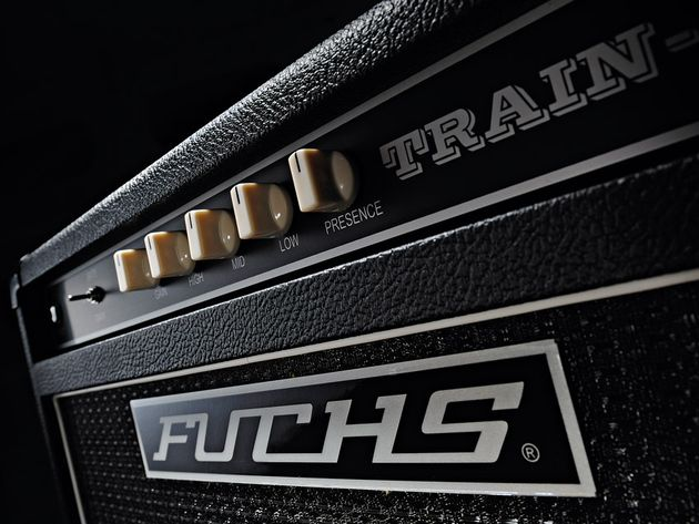 The exceptional Fuchs build quality is present and correct.