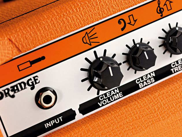 With just six knobs, the TH30 is simple but versatile.