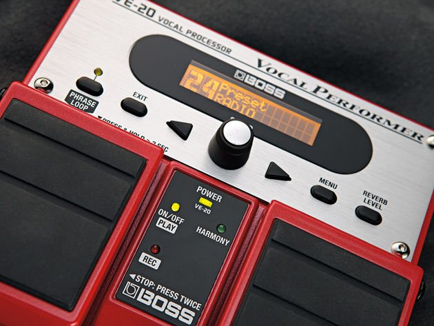 The VE-20 is a very practical and easy-to-use product.