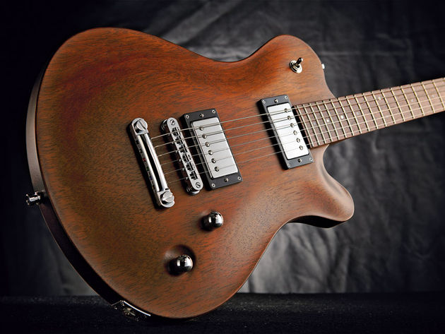You may think the Panthera seems a bit plain, but there's great guitar craft on show here.
