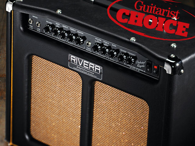The Royale packs a massive punch for a 1 x 12 combo.