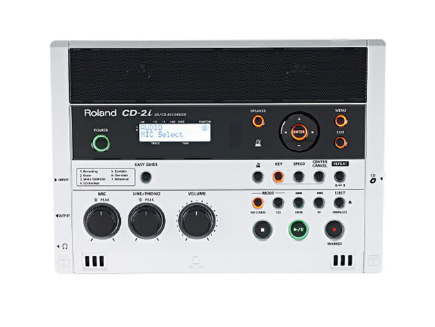 Roland CD-2i SD/CD Recorder (£569)