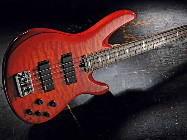 All the looks and sounds of a quality Yamaha bass.