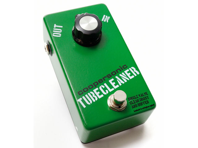 Drive your amps hard with this nifty little box.