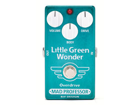 VIDEO: Mad Professor Little Green Wonder demo