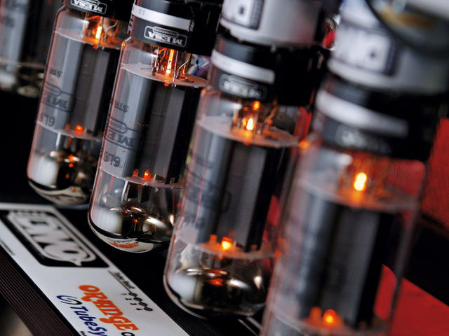 Sonically, the OV4 tightens up the Super Lead's midrange focus and attack, while also slightly reducing mains hum