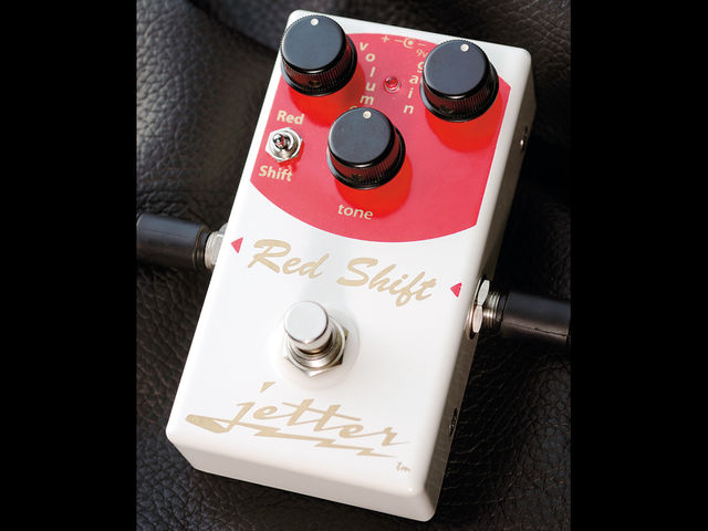 The Red Shift offers two distinct sounds.