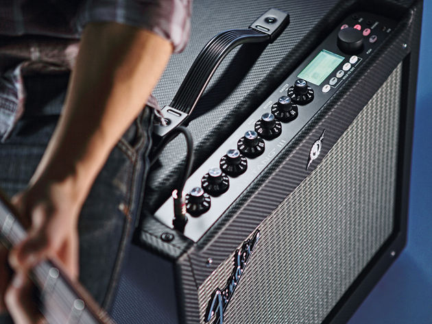 The Mustang III could well be the answer to your amplification prayers.