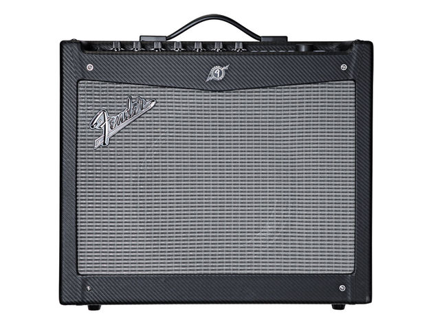 The carbon tweed exterior means this amp really looks the part.