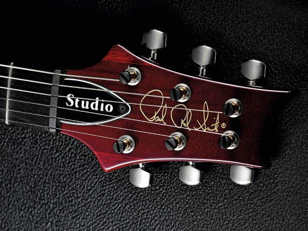 The Studio name is part of PRS history, but this is a very different instrument.