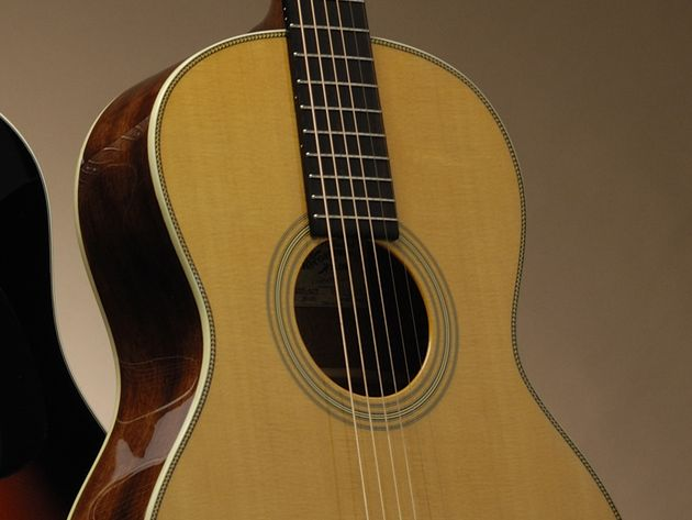 The ROS-626 offers an appealing sound for fingerstyle players.